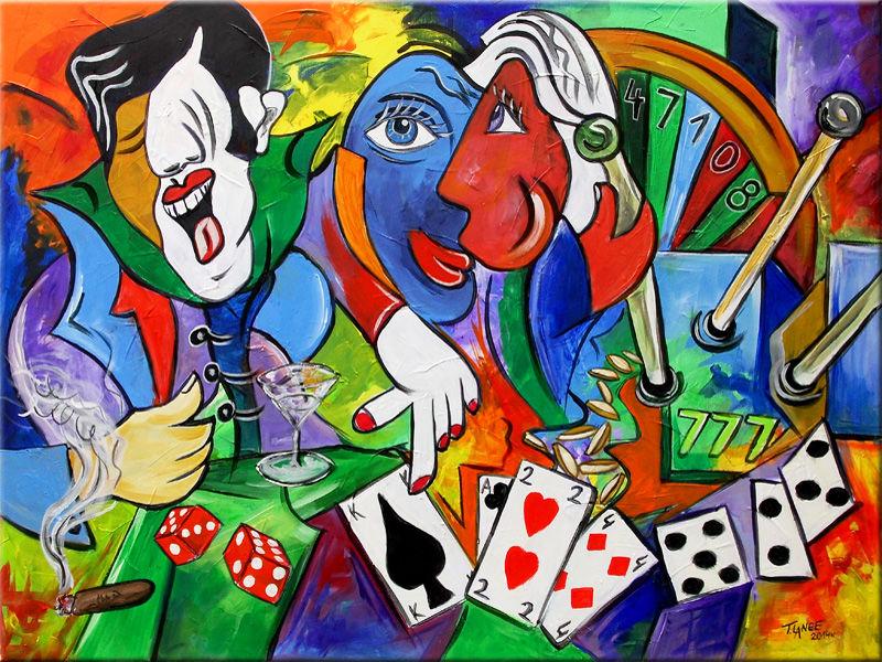 De kunst van het gokken