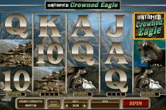 untamed-crowned-eagle-logo