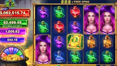 Classic casino slot games